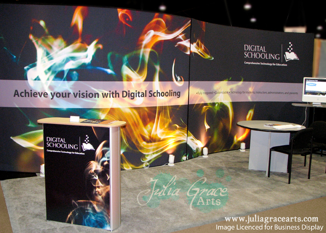 Incense Smoke Images Licensed For Cyber Charter School Technology Business Display