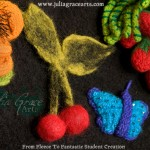 Needle Felting Example
